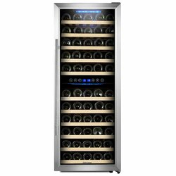 frequently bought together - Dual Zone Wine Cooler