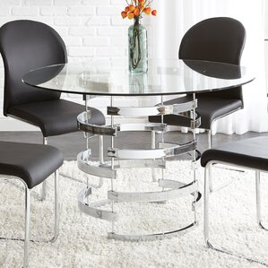 Jordy 5 Piece Dining Set by Wade Logan