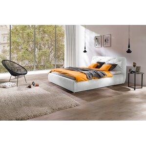 Shawn European Kingsize Upholstered Platform Bed by Orren Ellis