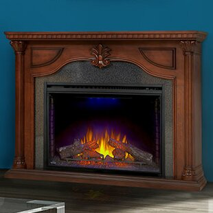 aden electric fireplace