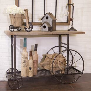 Efigenia Bar Cart Today Sale Only