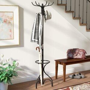Coat Racks Umbrella Stands - Coat rack design ideas art deco coat rack baby coat rack branches