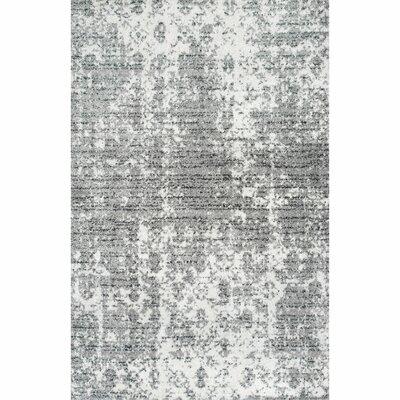 Modern 5 X 8 Gray Amp Silver Area Rugs Allmodern