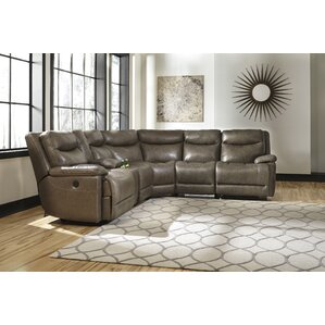 Segera Reclining Sectional..