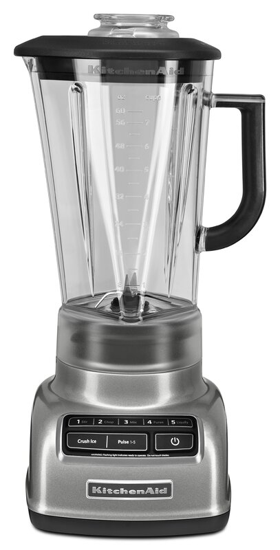 Kitchenaid Blender White kitchenaid diamond 5 speed blender & reviews | wayfair