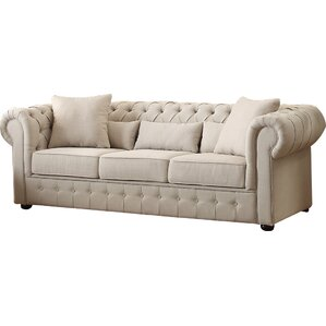 Pearlie Chesterfield Sofa by D..