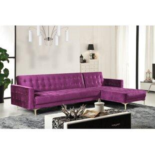 Merveilleux Lavender Sectional Sofa | Wayfair