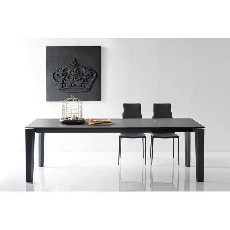 Calligaris Delta Extendable Dining Table Wayfair