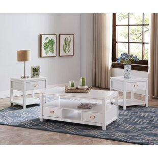 White Coffee Table Sets You Ll Love Wayfair  sc 1 st  Migrant Resource Network & Whitewash Coffee Table Set | Migrant Resource Network