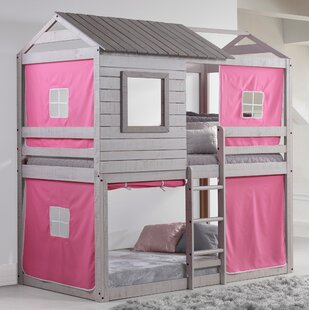 Pink Bunk Loft Beds You Ll Love Wayfair