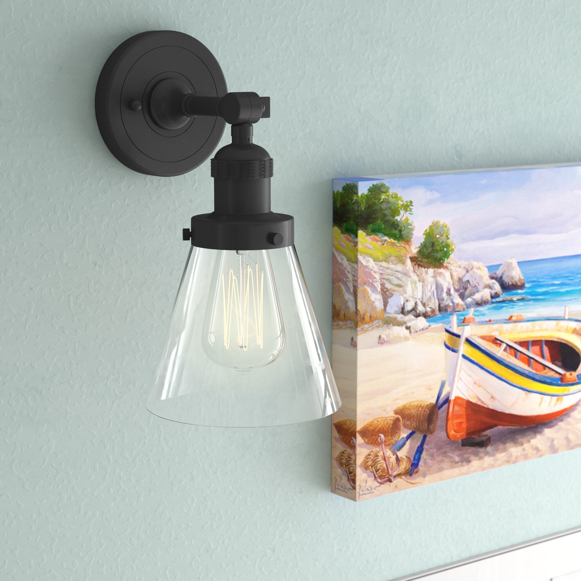 Delighted Installing Wall Sconces Gallery - Wiring Standart ...