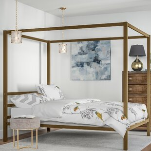 Stanley Canopy Bed & Round Canopy Bed   Wayfair