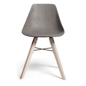 Hauteville Side Chair by Lyon Beton