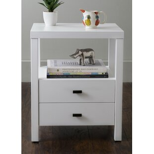 White Nightstands You ll Love