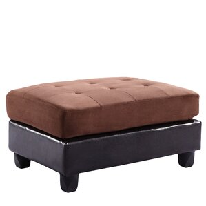 Andover Mills Childress Ottoman
