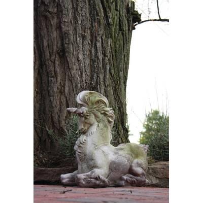 Animals Unicom Fantasy Statue