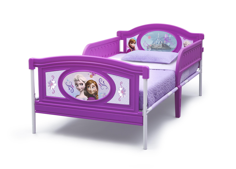 a3567a021 Delta Children Frozen Twin Convertible Toddler Bed   Reviews