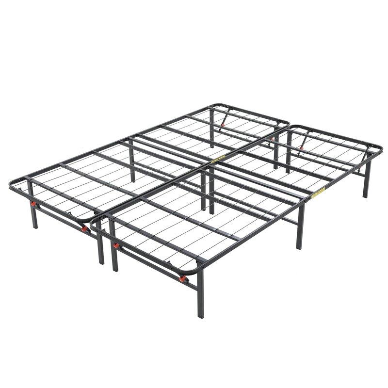 Alwyn Home Hiett Platform Bed Frame Reviews