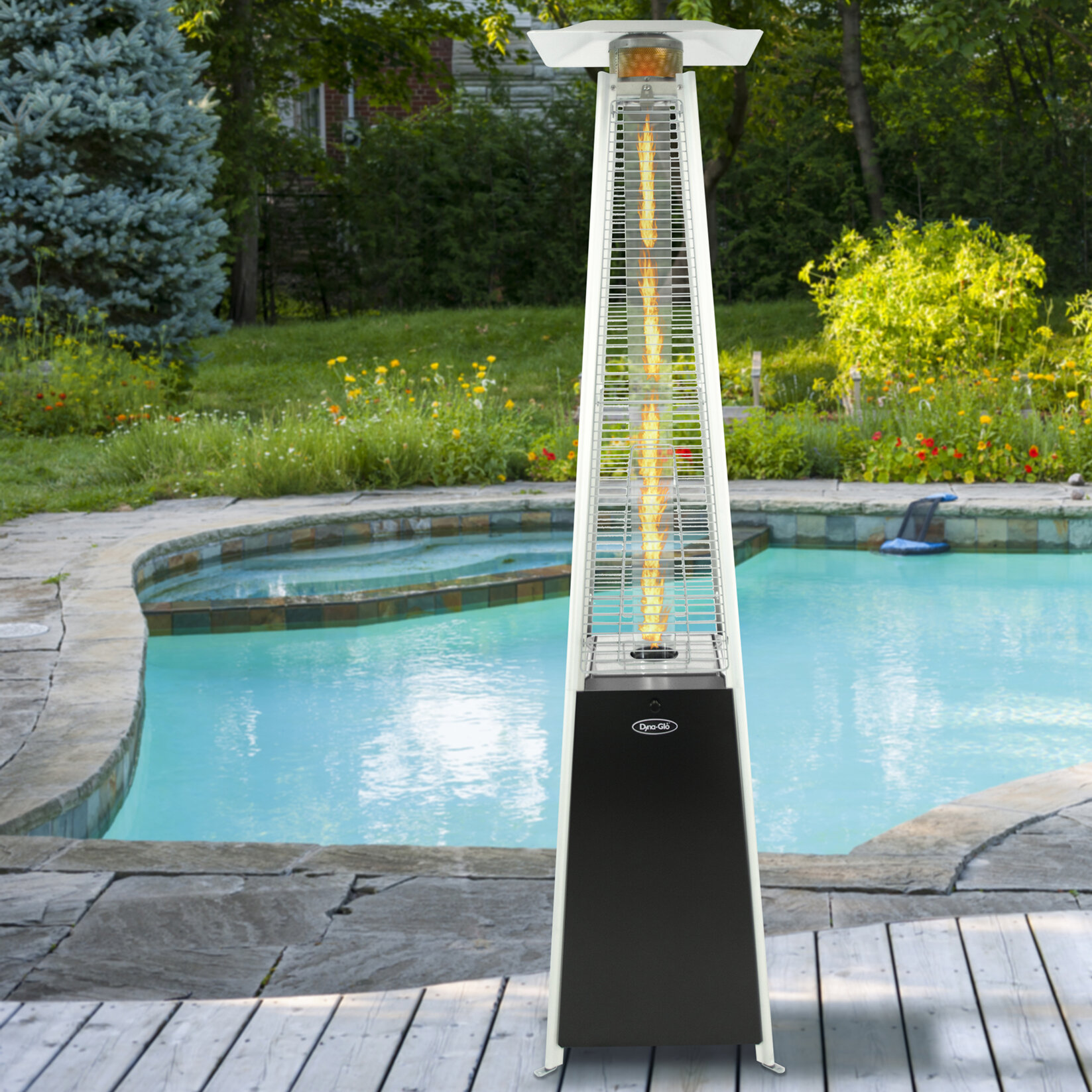 walmart electric en table patio heater infrared ip canada energ bistro hea