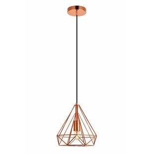 Copper pendant lights youll love wayfair save aloadofball Image collections