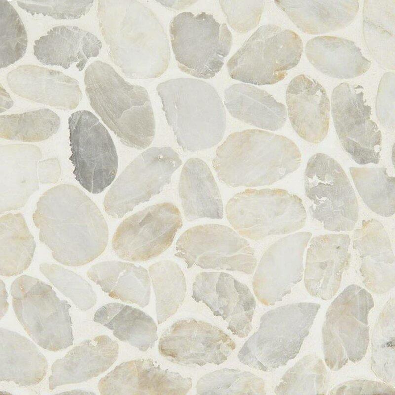 Pebble Tile You\'ll Love   Wayfair