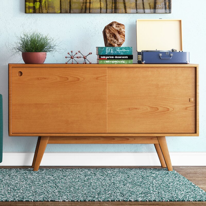mia casa sideboard passion for retro bewertungen. Black Bedroom Furniture Sets. Home Design Ideas