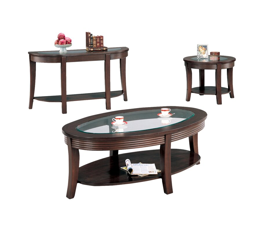 Wildon home blue lake coffee table reviews for Next home coffee table