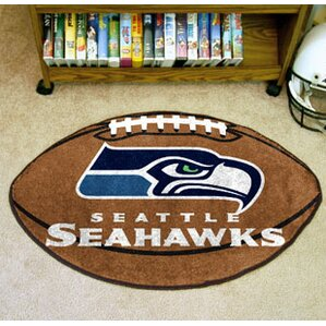 nfl seattle seahawks football mat