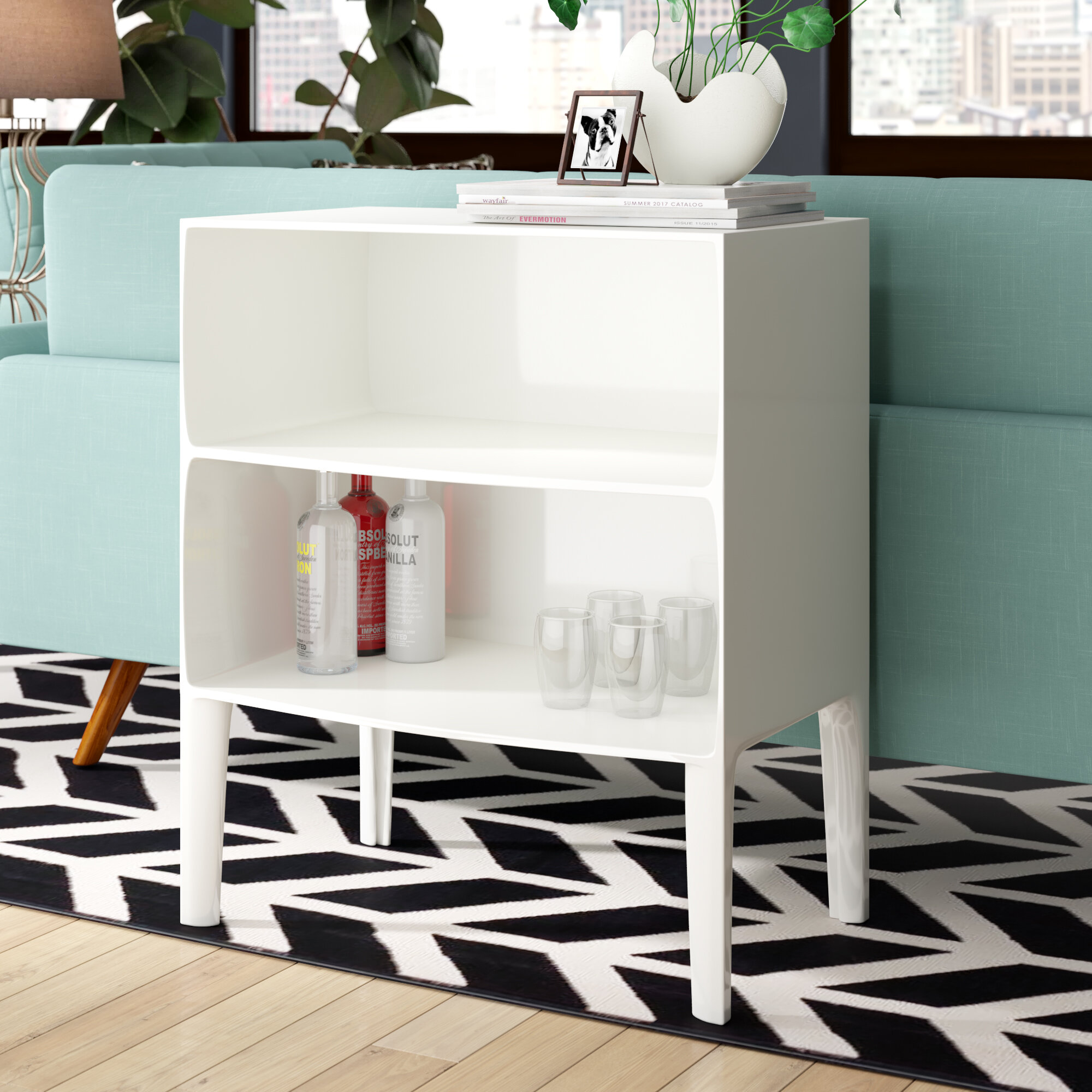 Ghost Buster Console Table