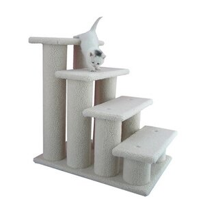 64cm Four Step Cat Tree by Armarkat