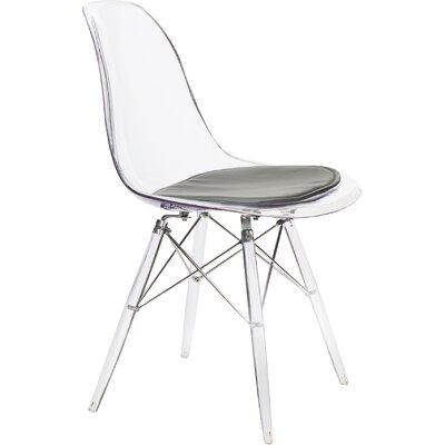 Mohnton Clear Side Chair (Set of 2)  sc 1 st  Wayfair & Calligaris Parisienne Patio Dining Chair u0026 Reviews | Wayfair