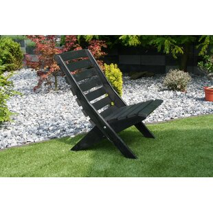 Longcroft Folding Deck Chair by Lynton Garden