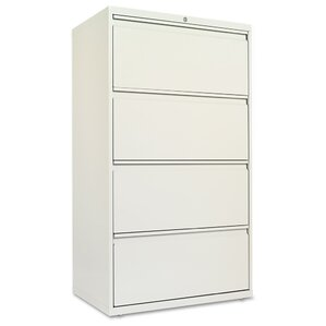 Superb 4 Drawer File Cabinet