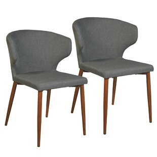 Alburgh Upholstered Dining Chair (Set of 2)
