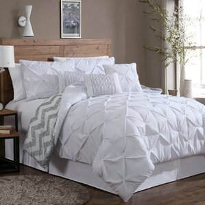 White Bed Set You\'ll Love | Wayfair