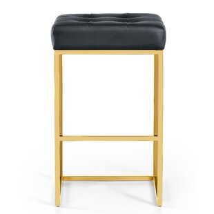 Leeson Leather 29 Bar Stool