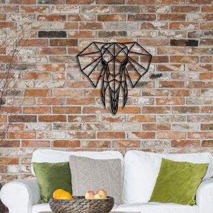 Elegant Elephant Wall Decor Wayfair