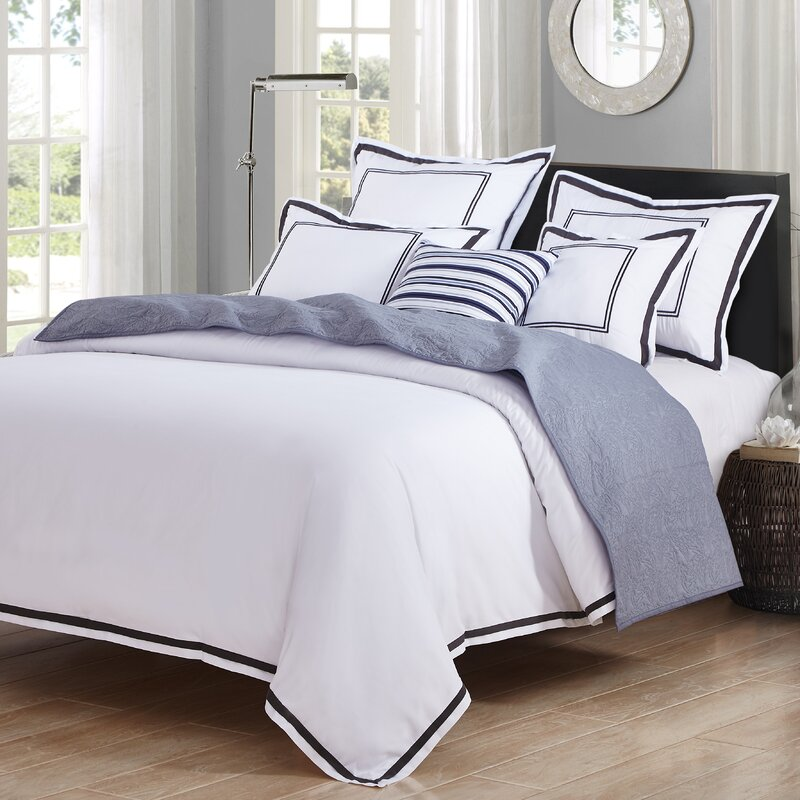 Reviews On Hotel Collection Bedding: Luxe Home Collections Hotel Duvet Set & Reviews