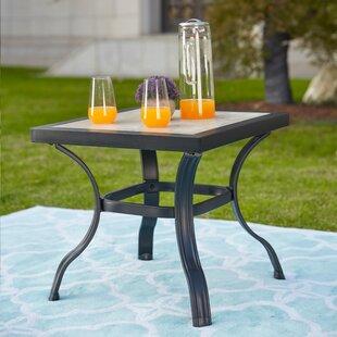 Tables en métal de jardin: Couleur - Beige | Wayfair.ca