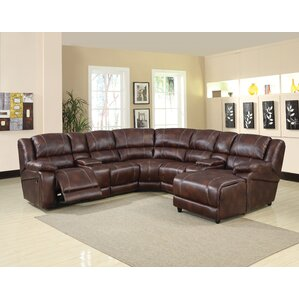 Zanthe Reclining Sectional by ACME Furniture