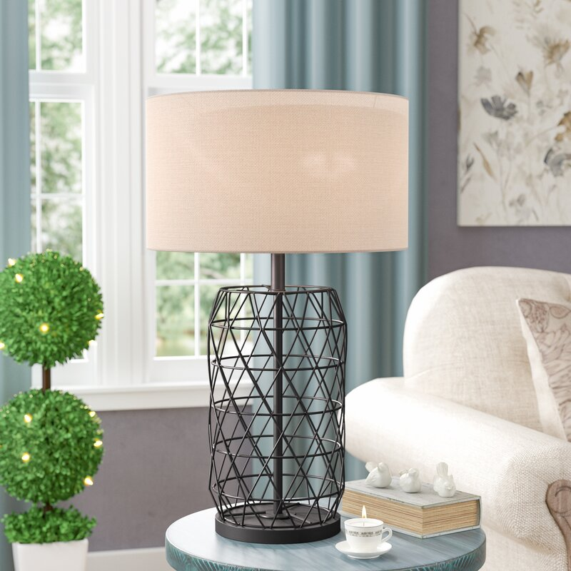 Laurel Foundry Modern Farmhouse Hershel 27 Quot Table Lamp