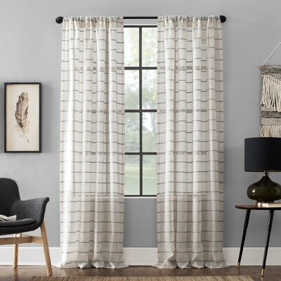 Striped Curtains Amp Drapes You Ll Love In 2019 Wayfair