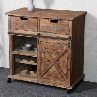 Dynes 2 Drawer Accent Cabinet