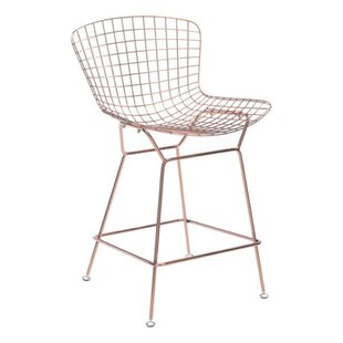 Berkowitz Wire 24 Bar Stool (Set of 2)