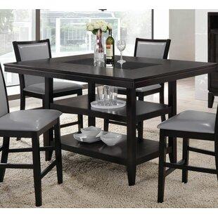 Ashton Counter Height Dining Table No Copoun