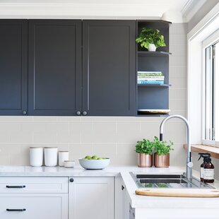 Cobalt Blue Subway Tile