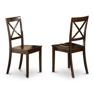 Hillhouse Side Chair (Set of 2) by Red Barrel Studio