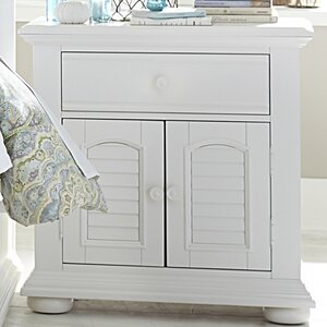 Summer House I 1 Drawer Nightstand