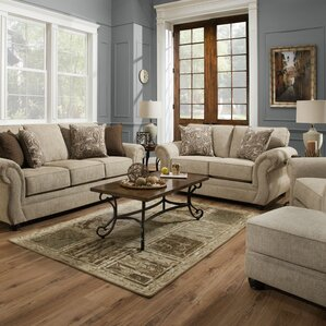 Darby Home Co Vicki Configurable Living Room Set Image