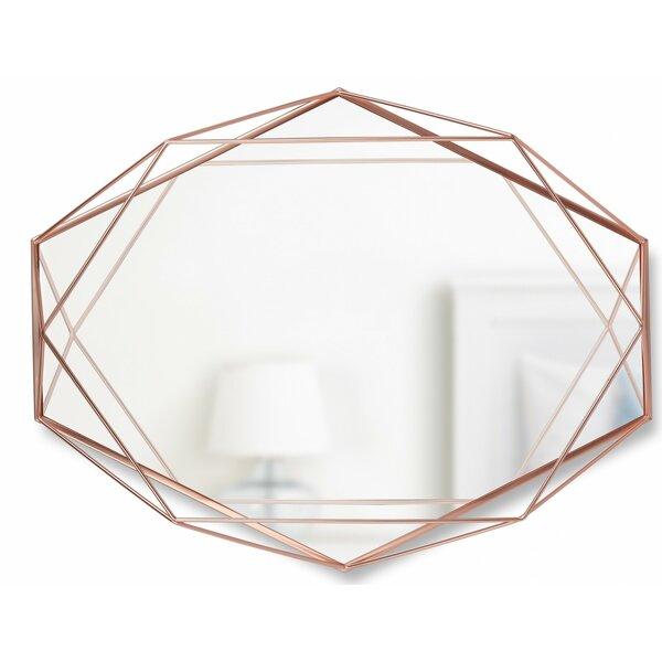 Prisma Wall Mirror Amp Reviews Allmodern